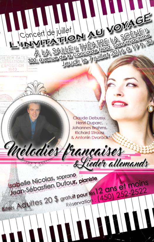 Affiche Saint-Hyacinthe